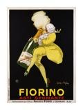 Fiorino Asti Spumante, 1922 Art by Jean D'Ylen