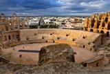 Amphitheatre of El Djem Posters