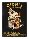Dionis, 1928 Prints by Plinio Codognato