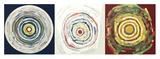 Target trio II Prints by Nino Mustica
