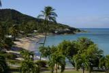 Hawksbill Beach, Hawksbill Hotel, Antigua, Leeward Islands, West Indies, Caribbean, Central America Photographic Print by Robert Harding