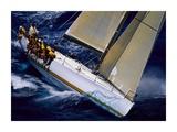 Sailing Boat Prints by Sharon Green