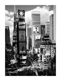 Times Square, New York, USA Print by Neil Emmerson