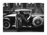 Photograph of Couple in New York, 1932 Art by James Van Der Zee