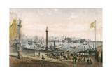 Cadiz, the City Harbor Posters