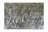Battle of the Saxon Wars, Emperor Charles V's Campaigns Against Protestants, 16th C Prints