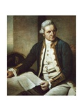Captain James Cook Giclee Print by Nathaniel Dance-Holland