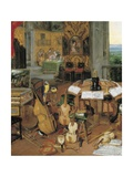 Musical Instruments (Detail) Posters by Jan Brueghel the Elder