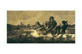 The Fates Prints by Francisco de Goya