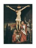 Crucifixion of Jesus Plakater af Matthias Grünewald