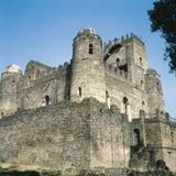 Castle of the Ethiopian Emperor Fasilides, 1636 Photo