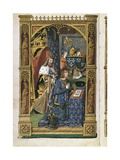 Louis XII Praying Art