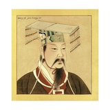 Yellow Emperor Huangdi Art