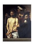 Ecce Homo Print by  Caravaggio