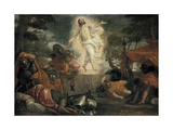 Resurrection of Christ Prints by Paolo Veronese