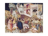 Christ's Entry into Jerusalem Giclee Print by Pietro Lorenzetti