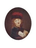 Portrait of a Girl Poster von Elisabeth Vigee-Lebrun