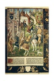 King Philip I of France Poster von Antoine Verard