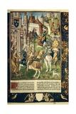 King Philip I of France Poster von Antoine Verard
