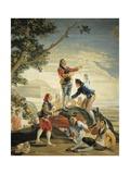 The Kite Prints by Francisco de Goya