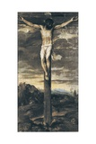 Crucified Christ Posters af Titian (Tiziano Vecelli)