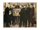 Homage to Cezanne Giclee Print by Maurice Denis