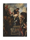 Martyrdom of St Prints by Paolo Veronese