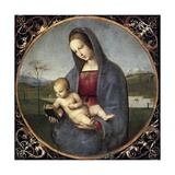 Madonna Conestabile Giclee Print by  Raphael