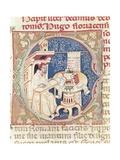 Legend of World's History Until 1250 Prints by Vincent de Beauvais