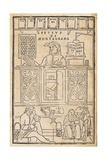 Doctor Petrus De Montagnana Art by Johannes De Ketham
