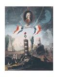 Allegory of the Revolution Posters by Nicolas Henri Jeaurat de Bertry