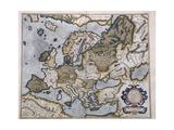Gerhard Mercator Prints by Gerhard Kremer Mercator