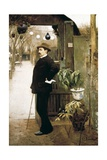 Portrait of Miguel Utrillo Prints by Santiago Rusinol i Prats