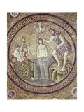 Kristi dåb Kunst