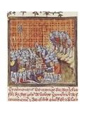Battle of Poitiers, 1356 Prints