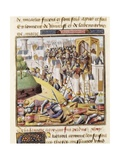 Crusades Posters by Vincent de Beauvais
