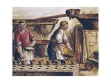 Sugar Refinery Poster von Jan van Grevenbroeck