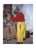 Henri De Toulouse-Lautrec Kunstdrucke von Edouard Vuillard