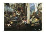 Death in Venice Plague Posters af Antonio Zanchi