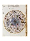 The Zodiac Print by Matteo Palmieri