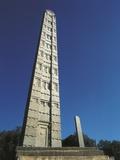 Tallest Stela of Axum Photo