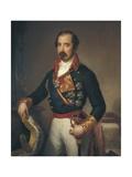Manuel Gutierrez De La Comcha E Irigoyen Poster by Jose Gutierrez De La Vega