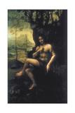 Bacchus Posters by  Leonardo da Vinci