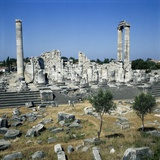 Ruins of Temple of Apollo Photo by Paionios of Ephesus