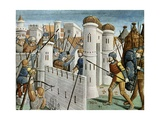First Crusade Kunstdrucke von Antoine Verard