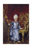 Archduke Francis of Austria Posters by Anton Raphael Mengs