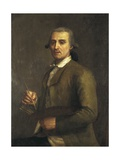 Self-Portrait Poster by Francisco Javier Ramos Y Albertos