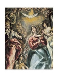 The Assumption Print by  El Greco