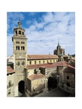 Cathedral of Santa Maria De Mediavilla, 1577 Posters