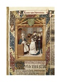 Saint Ambrose (339-397) Prints by Enrique de Bellorto
